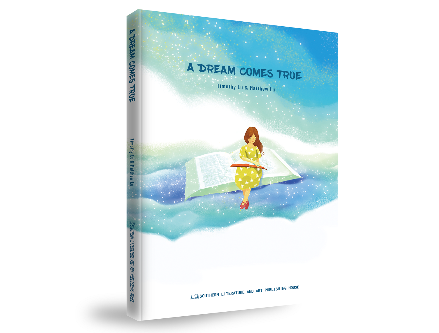A Dream Comes True/Timothy Lu 等著